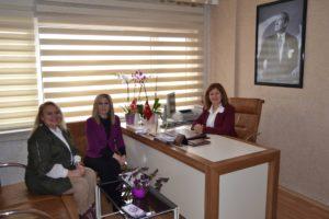 Afyonkarahisar Barosu'ndan Gün FM'e ziyaret