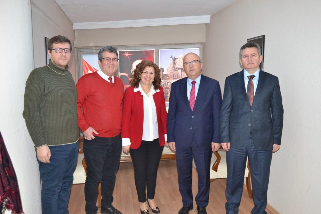 Başkan Çoban 'Salih Sel ve Afjet Afyonspor'a başarılar diliyorum'