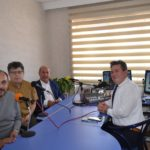 Basın Odası'nın gündemi Suriye ve dış politika