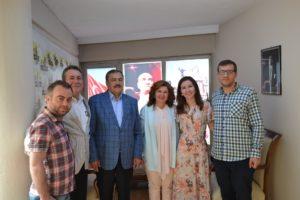 Bakan Eroğlu Gün FM'in konuğu oldu