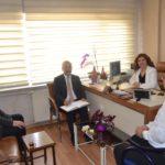 Taytak Gün FM'i ziyaret etti