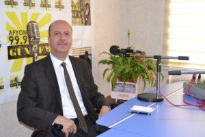 """Başkan Bozkurt: """"Yeniden göreve talibim"""""""