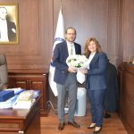 Gün FM'den Okumuş'a ziyaret