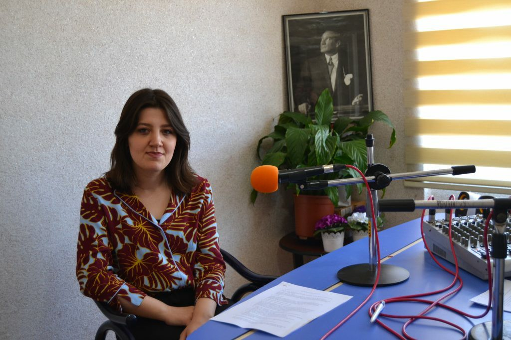 Konuşma Terapisti Devlet Hastanesi'nde göreve başladı