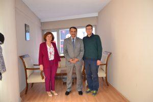 Paslı'dan Gün FM'e ziyaret
