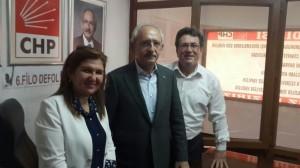 CHP Genel Başkanı Sayın Kemal Kılıçdaroğlu