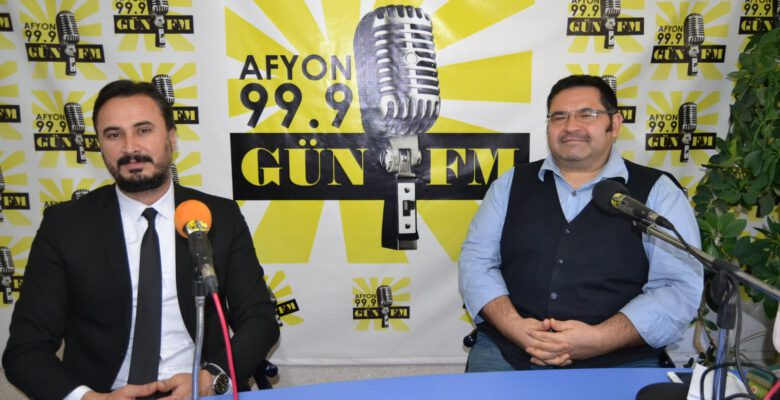 Gün FM'de Eğitim Saati başladı