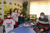 RP Hastaları 'Bizi Görün' diyor
