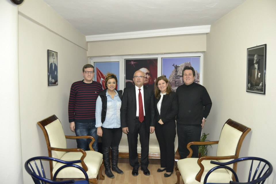 Afyonkarahisar Belediye Başkanı  Burhanettin Çoban