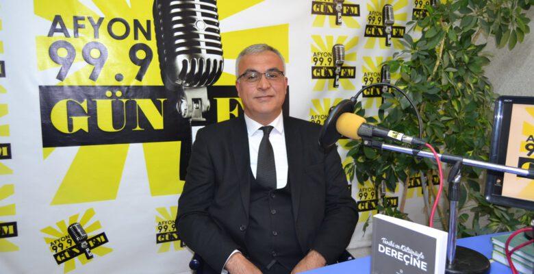 """Ömer Yıldız: """"Şeffaf belediyecilik yapıyoruz"""""""