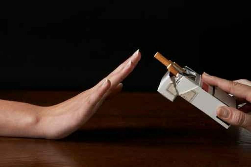 Sigarayı bırak, sağlığı yakala