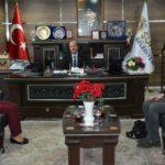 Gün FM'den Başkan Bozkurt'a ziyaret