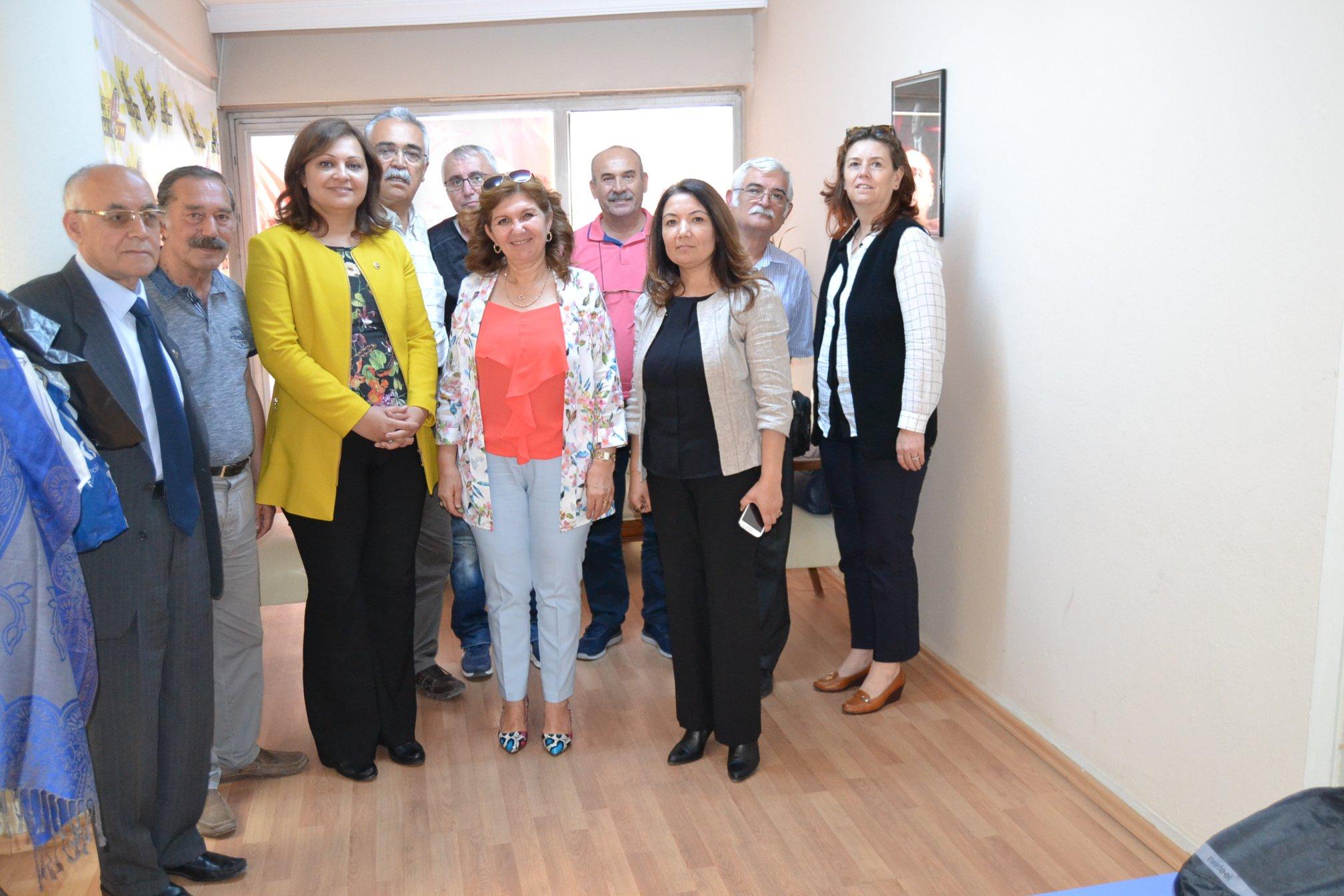 Köksal'dan Gün FM'e ziyaret
