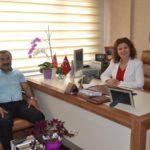"""Başkan Öner: """"Küçük Bir Büyükşehir Taşoluk"""""""
