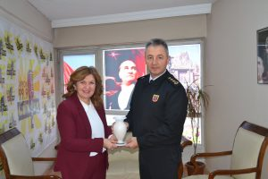 Çömez'den Gün FM'e ziyaret