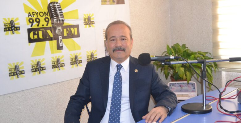 MHP MYK Üyesi ve Afyonkarahisar Milletvekili Mehmet Taytak