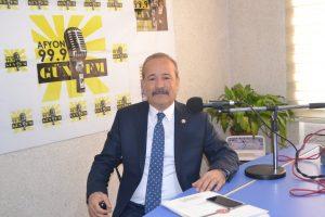 """""""Afyon Belediye Başkanı Çetinkaya Olacak"""""""