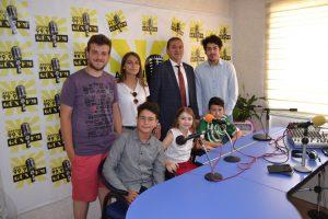 Klavye Şampiyonları Gün FM'de