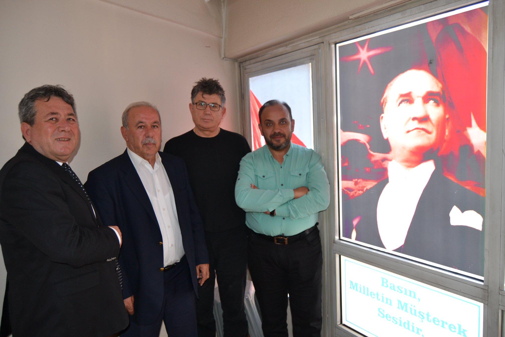 """""""Atatürk'ü anlamak hepimizin görevidir"""""""