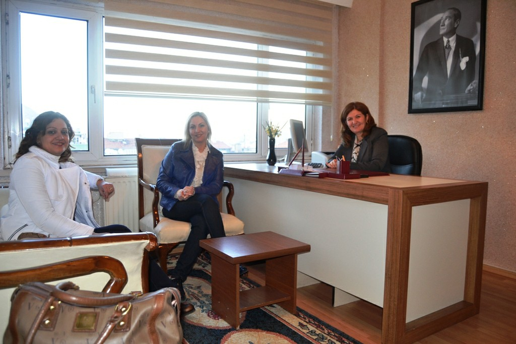 CHP İGM adayı Eroğlu'ndan Gün FM'e ziyaret