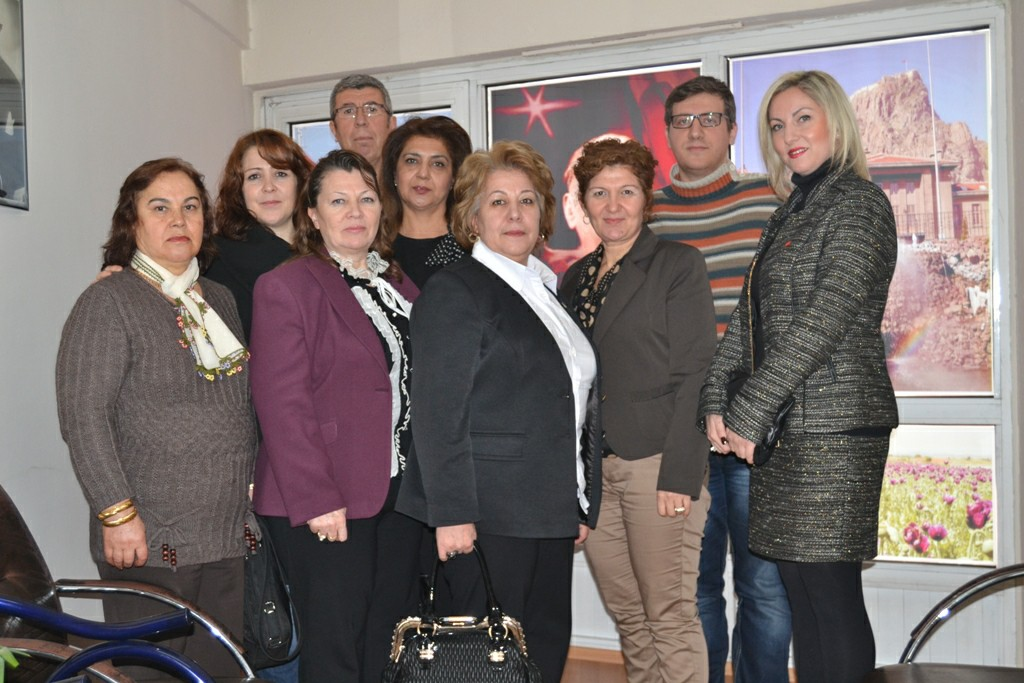 CHP'den Gün FM'e ziyaret