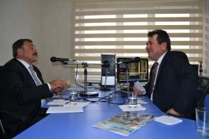 Bakan Eroğlu Gün FM'de