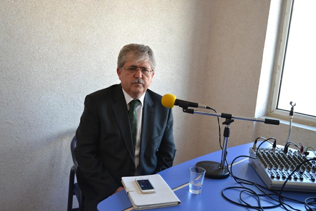 Müftü Kabukçu Gün FM'in konuğu oldu