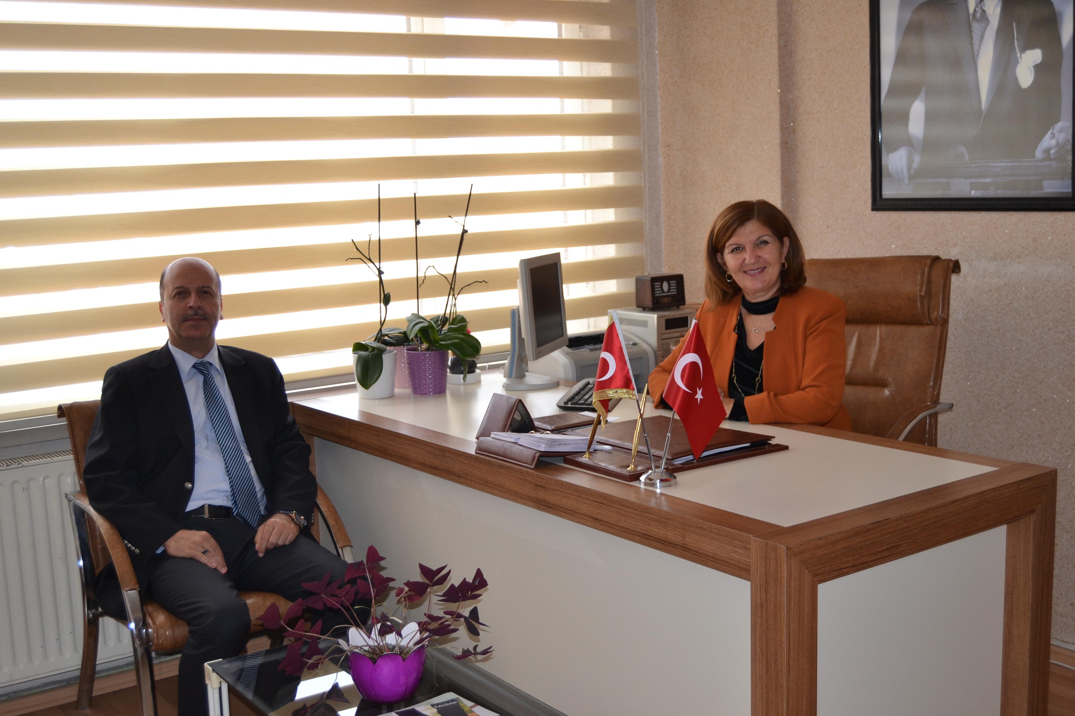 Başkan Bozkurt Gün FM'e konuk oldu