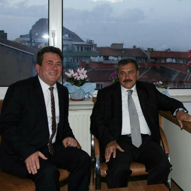 Orman ve Su İşleri Bakanı, Adalet ve Kalkınma Partisi Afyonkarahisar Milletvekili Veysel Eroğlu