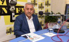 Afyonkarahisar Belediye Başkanı Mehmet Zeybek