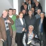 Afyonlu Muhtarlar GÜN FM ziyareti