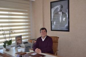 SANDIKLI'YA ŞEHİT ATEŞİ DÜŞTÜ