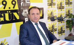Afyon Kocatepe Üniversitesi Rektörü Prof. Dr. Mehmet Karakaş