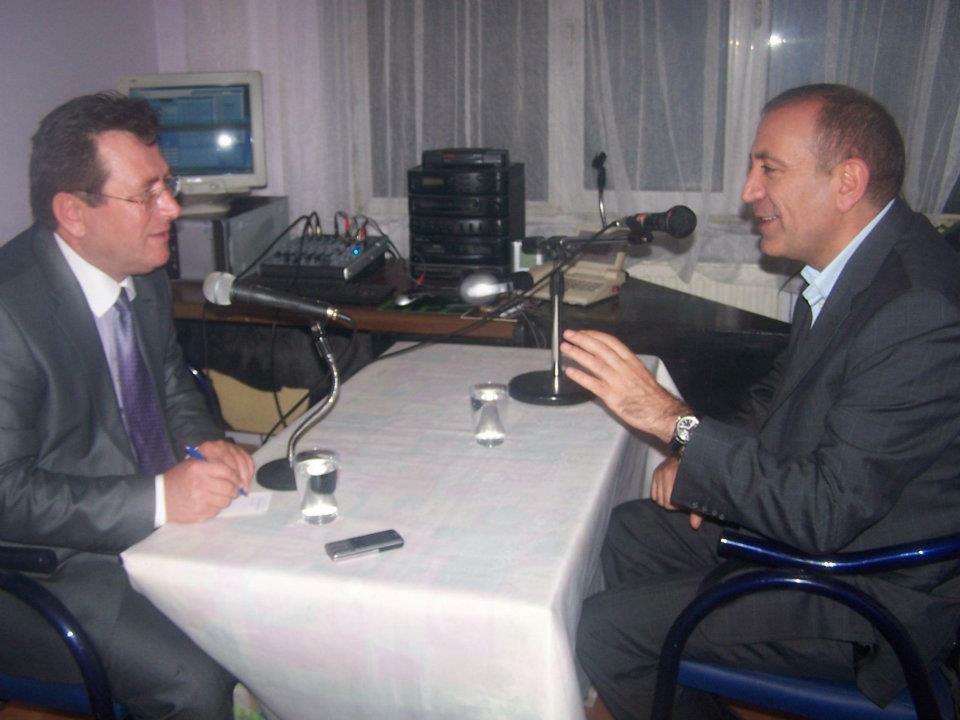 CHP Genel Başkan Yardımcı Gürsel Tekin Afyon Gün FM'de