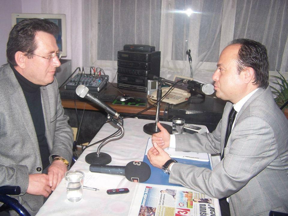 ATSOYönetim Kurulu Bşk. Hüsnü Serteser Afyon Gün FM'de