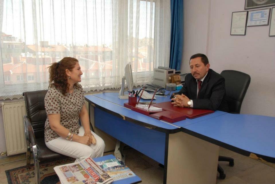 Afyon Valisi İrfan Balkanlıoğlu'nun Ziyareti