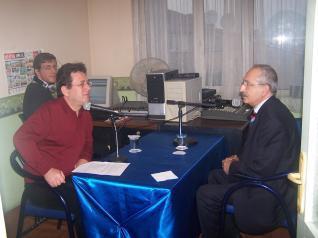 CHP Genel Başkanı Kemal Kılıçdaroğlu Afyon Gün FM'de