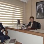Şuhut Belediye Başkanı Recep Bozkurt